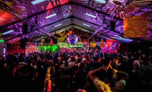 Secretsundaze to throw May bank holiday party with Shanti Celeste, Fred P, Palms Trax
