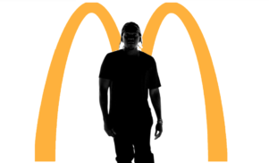 Pusha T wrote the McDonalds 'I'm Lovin' It' jingle