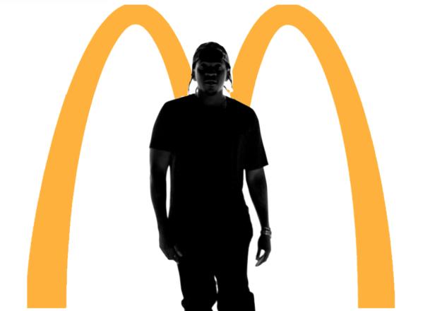 Pusha T reportedly wrote McDonalds' 'I'm Lovin' It' jingle