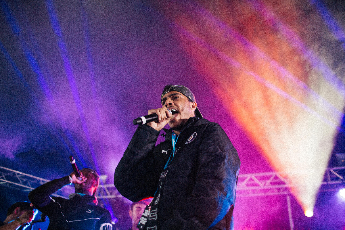 AJ Tracey on LOTM Stage 2