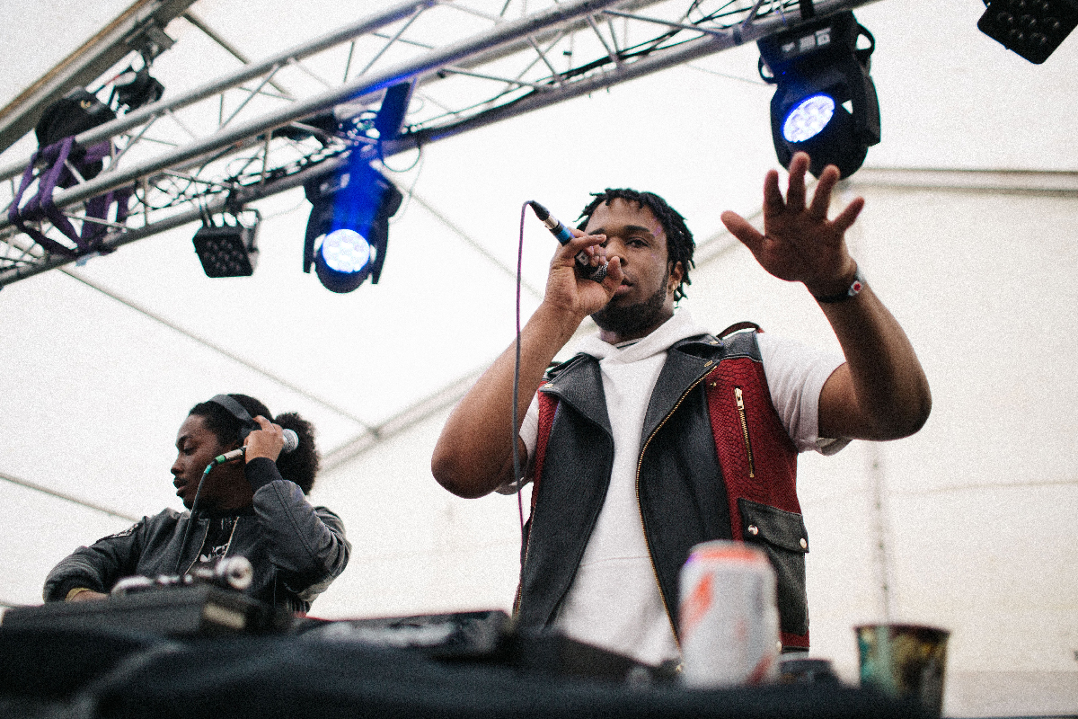 Avelino at Livin Proof Stage 2