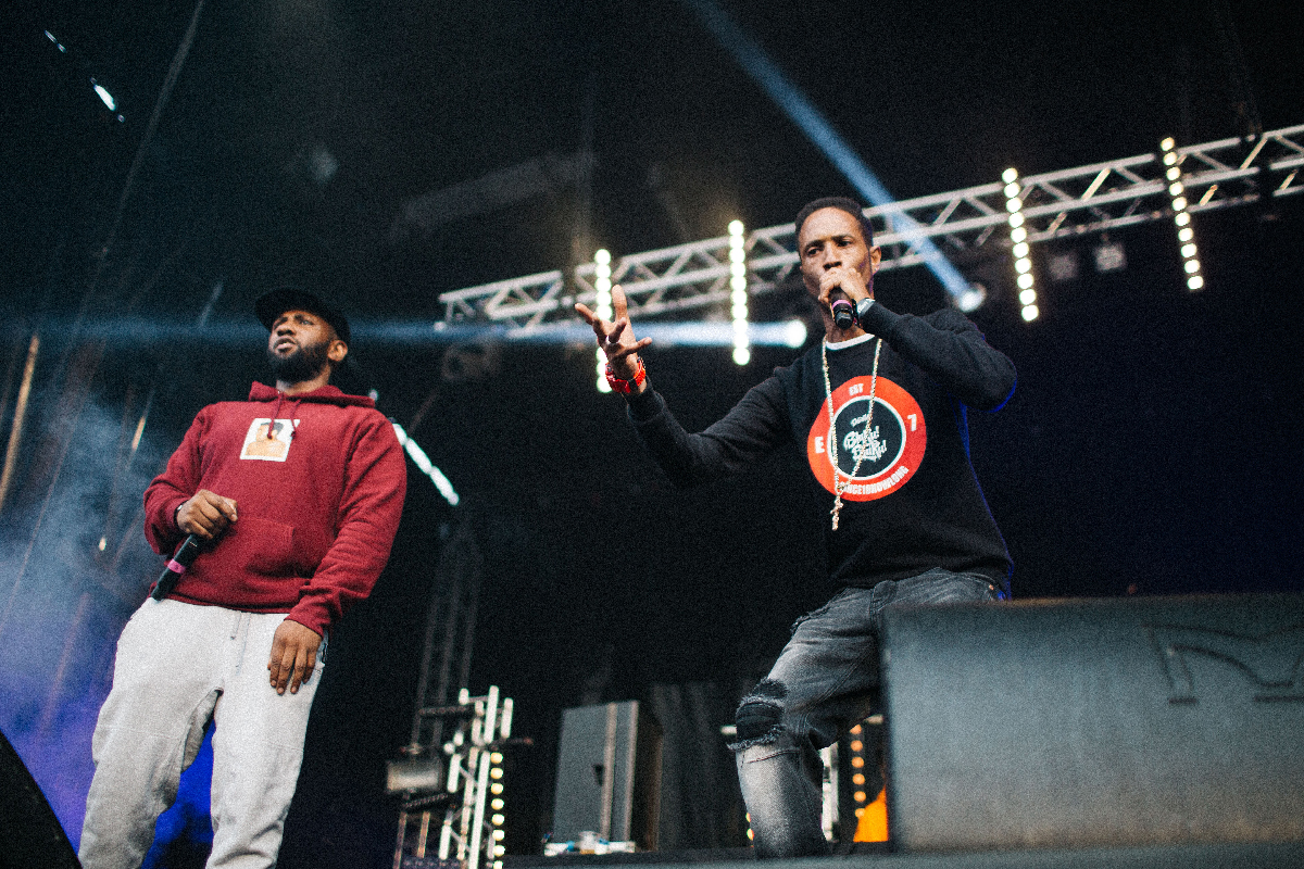 Newham Generals on Main Stage