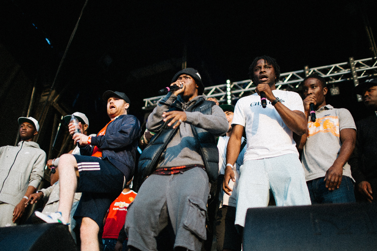 LOTM PK (YGG) on Main Stage