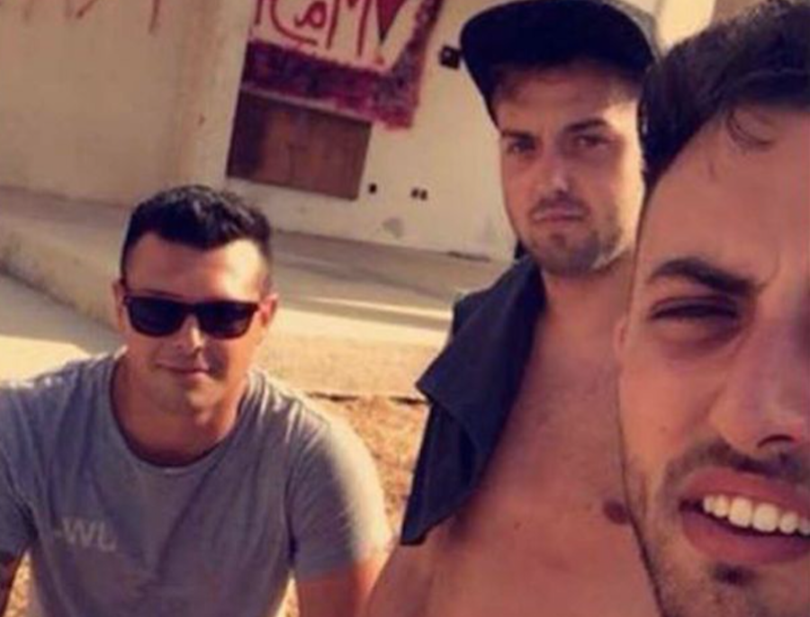 Three club lads board wrong boat looking for a party, end up in Syria