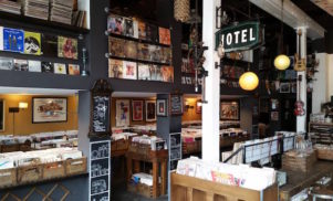 Los Angeles' Record Parlour is giving away 20,000 free records this weekend