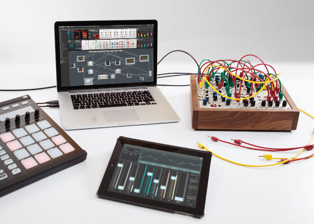 NI's Reaktor Blocks now talks to your modular synth