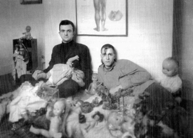 Coil's final album The Ape Of Naples get vinyl reissue
