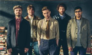 Kaiser Chiefs have gone tropical house on new single 'Parachute', send help