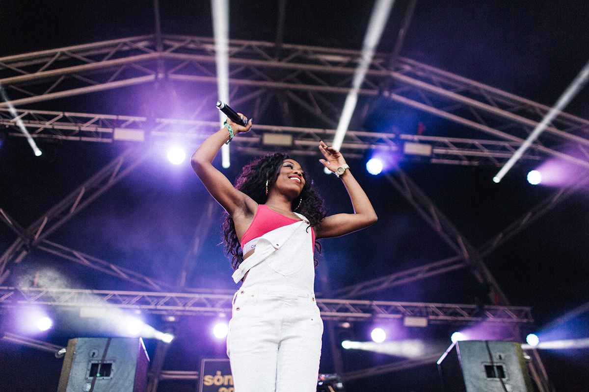 Lady Leshurr @ SonarVillage 2