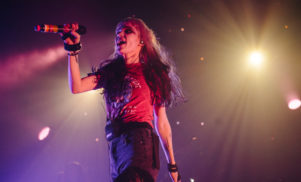 """Grimes walks off stage at New York show after """"really disturbing"""" experience"""
