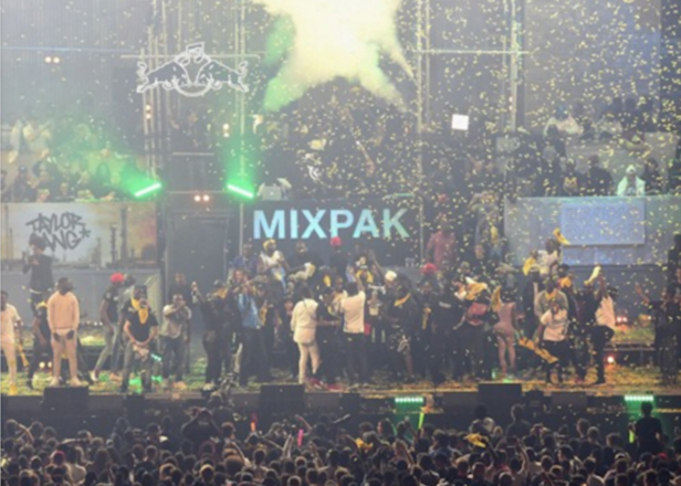 Mixpak release a victory lap mix of all their Culture Clash dubs