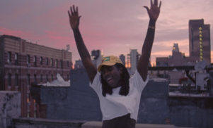 Watch Blood Orange grab a bite with Julian Casablancas in his video for 'Augustine'