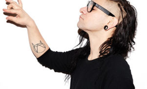 Skrillex is tomorrow's surprise Warm Up headliner