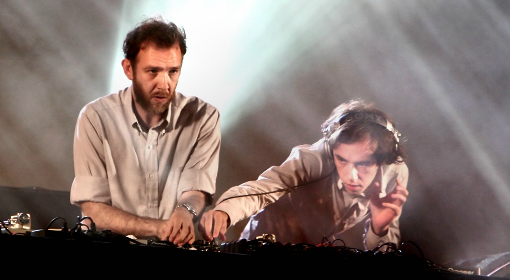 2manyDJs at Rock En Seine, 2007