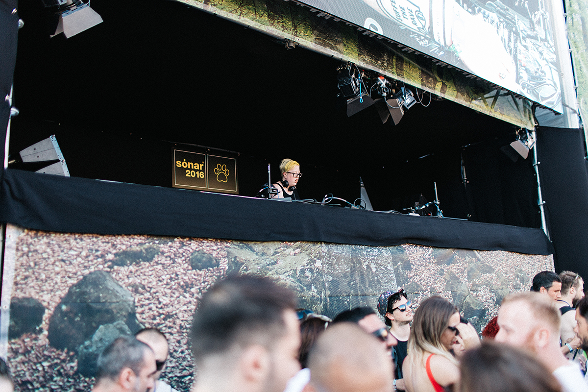 The Black Madonna @ SonarVillage