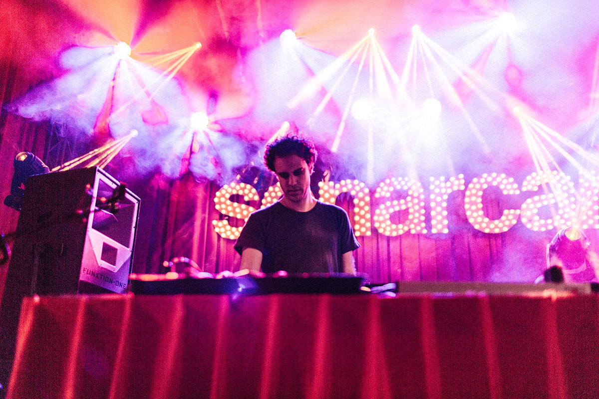 Vicky Grout_Four Tet @ SonarCar