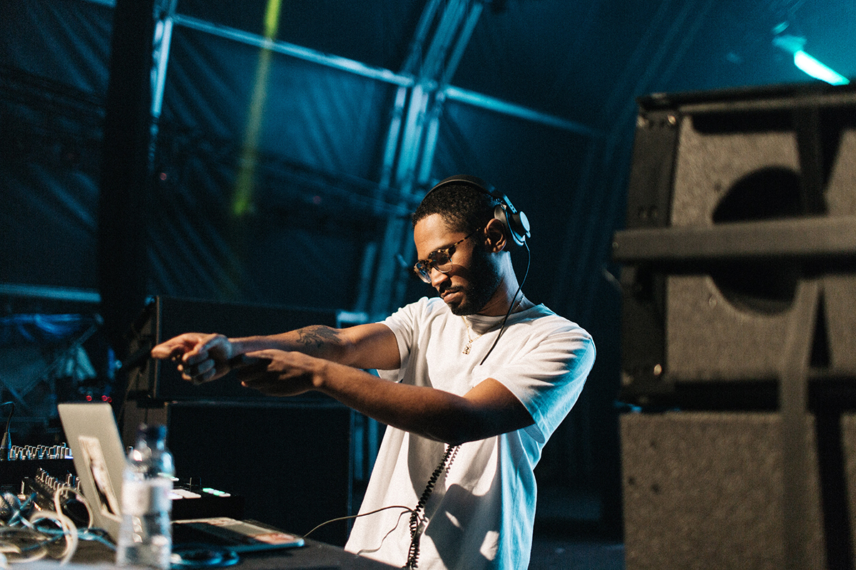 Vicky Grout_Kaytranada at SonarPub 2
