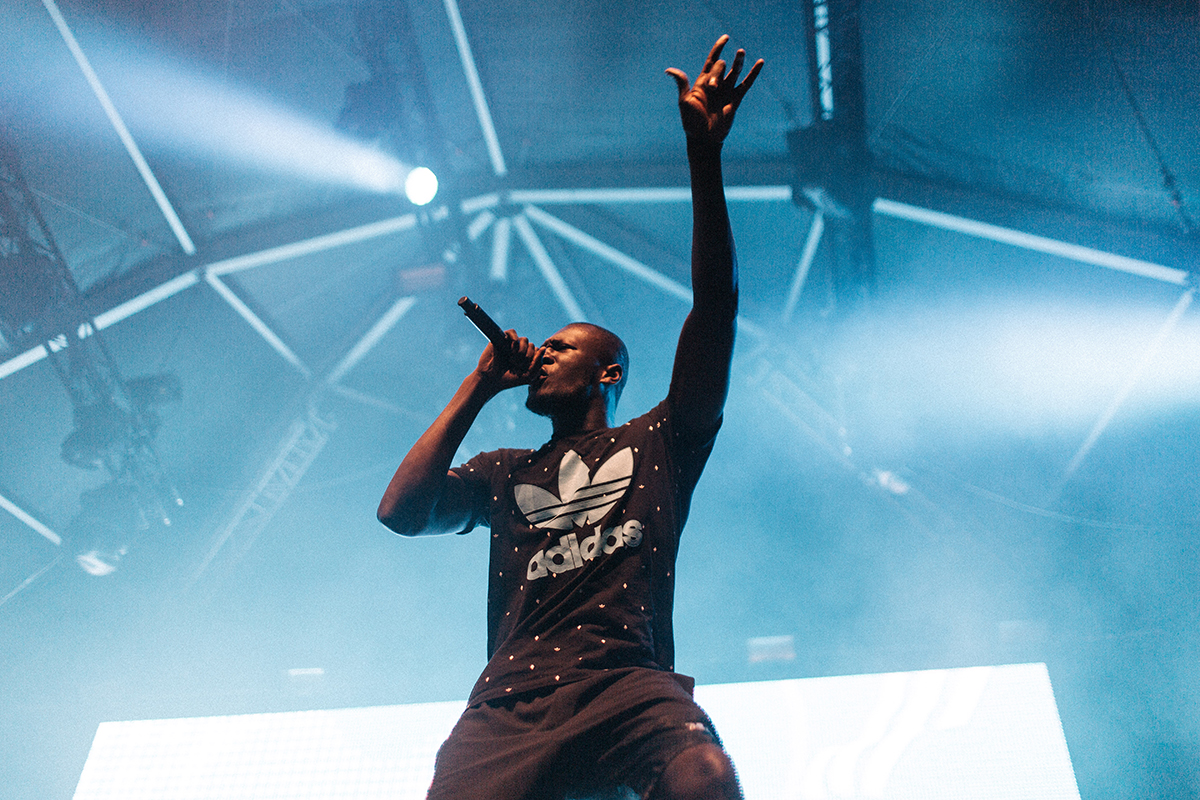 Vicky Grout_Stormzy at SonarLab