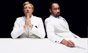 RZA and Interpol's Paul Banks announce debut album Anything But Words