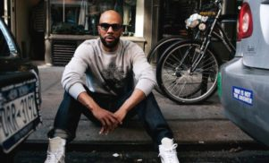 Common to star in Black Samurai television series produced by RZA