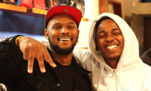 Schoolboy Q was trolling with Trump and Jordan artwork, reveals true Blank Face cover
