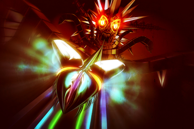 Lightning Bolt bassist's Thumper game is PlayStation VR launch title