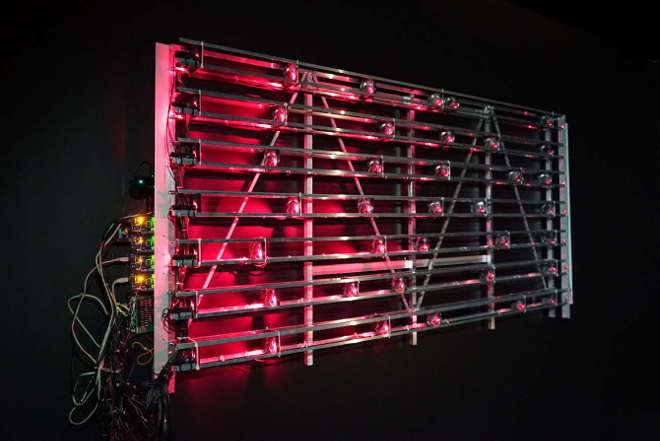 This laser-powered behemoth is the Death Star of drum machines