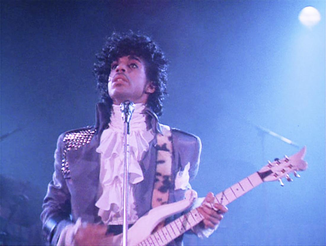 Fact Magazine                    Prince's Purple Rain shirt sold at auction for $96,000