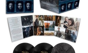 Game of Thrones season 6 soundtrack released on triple vinyl
