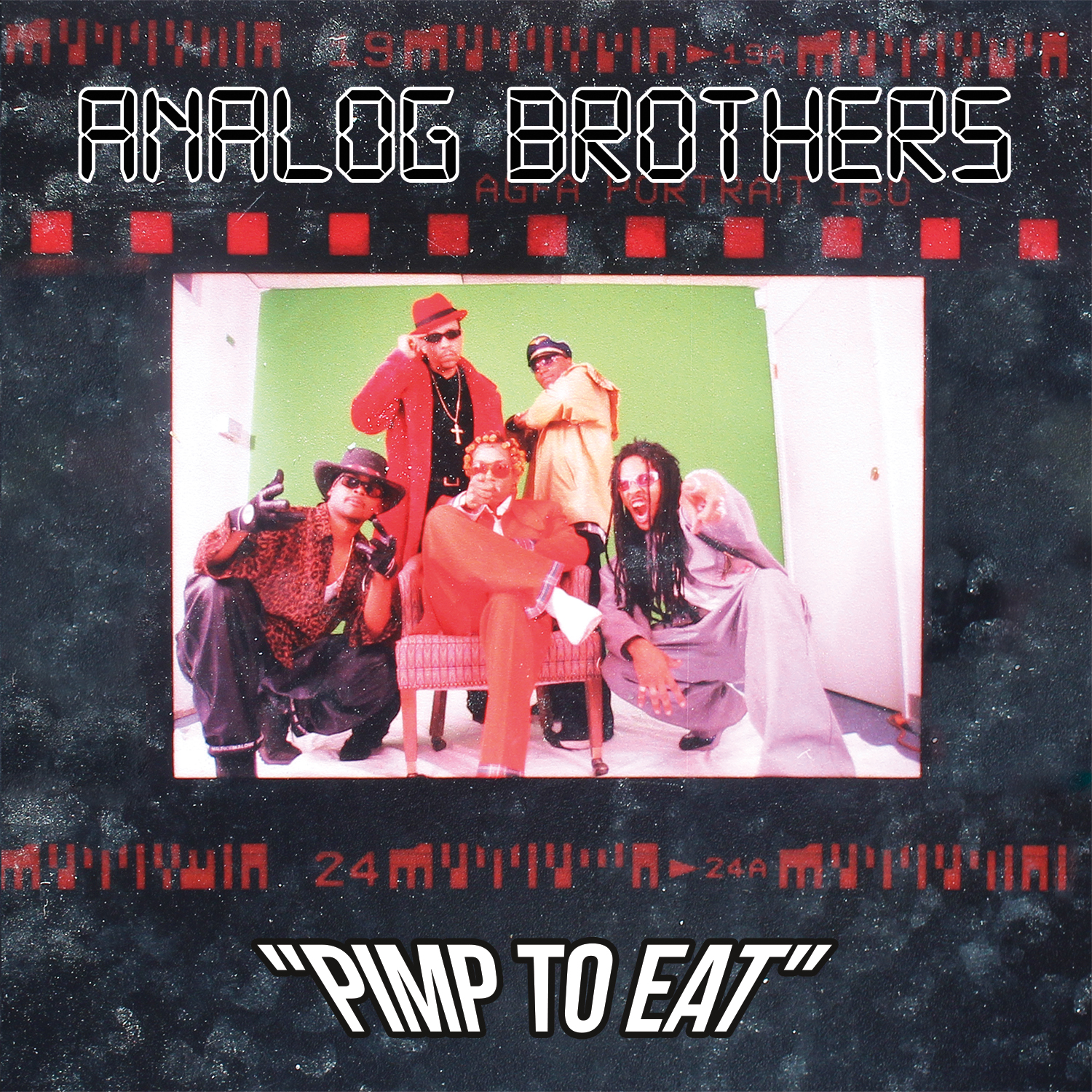Analog Brothers Kool Keith