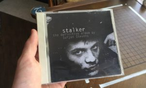 Unreleased Sufjan Stevens album found in dumpster in Brooklyn