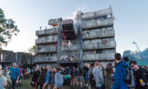 Glastonbury's Block9 planning London venue and touring project