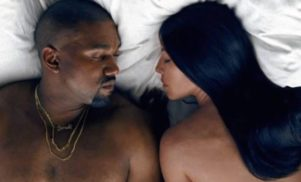 Kanye West's 'Famous' video is now on YouTube