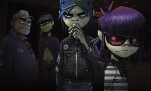 "Damon Albarn says new Gorillaz album ""ready soon"""