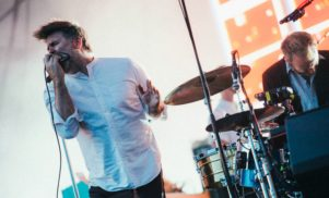 Photos: LCD Soundsystem at Lovebox Festival