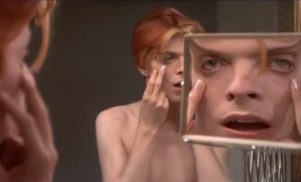 The Man Who Fell To Earth, starring David Bowie, returns to theaters in restored version