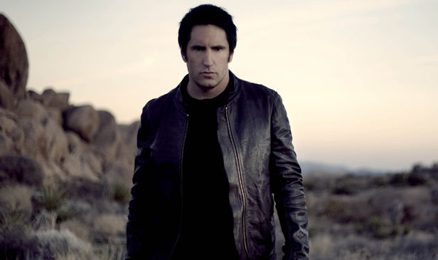 Moog's first new Minimoog Model D surfaces in Trent Reznor's studio