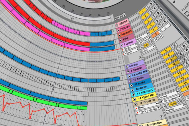 Now you can experience Ableton Live in 360 degrees
