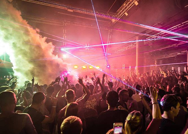Police search Ibiza club Amnesia for a second day following raid