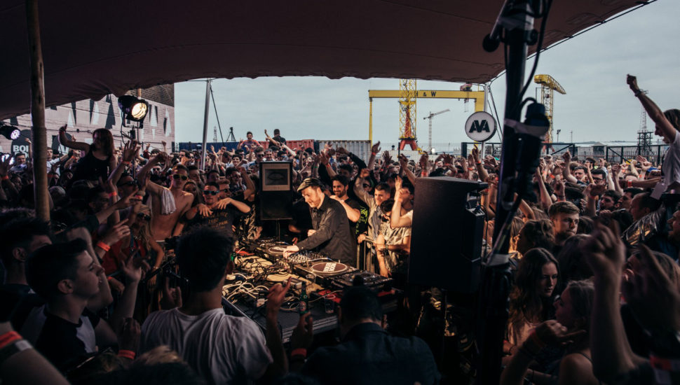 The month in house and techno: Crap sound, endless queues, torrential rain – but we still love raving outdoors