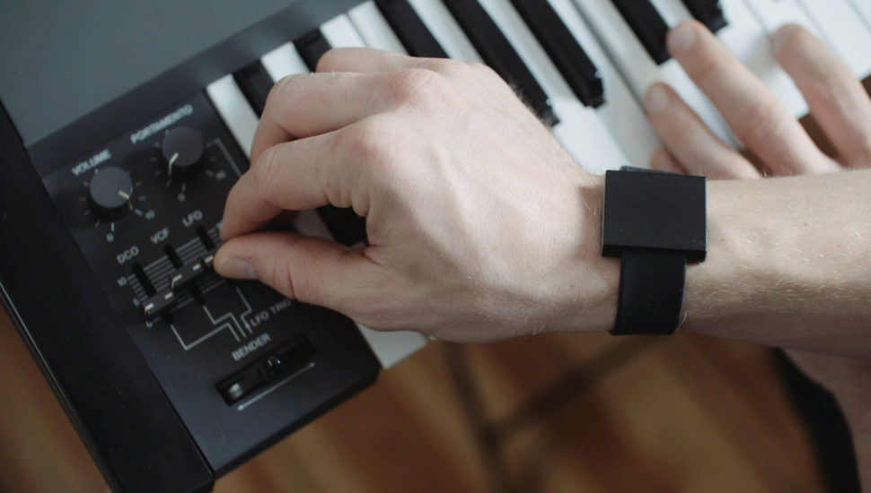 Hands on with the Basslet, the wearable subwoofer for your wrist