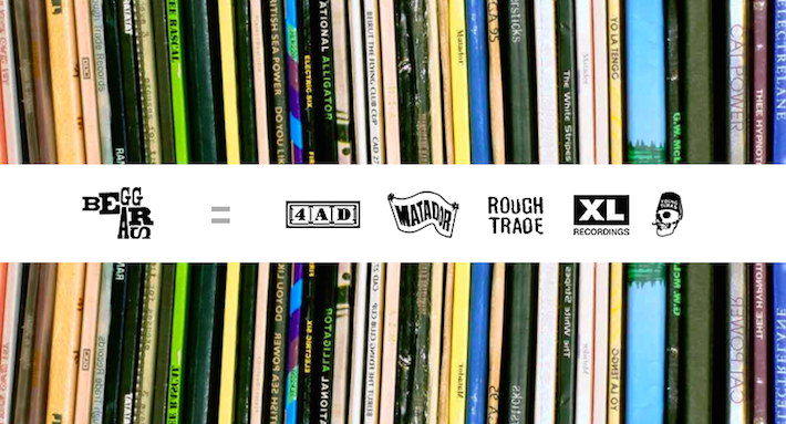 Beggars Group (4AD, Rough Trade, XL, more) hacked, customer information potentially at risk
