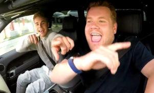 James Corden's Carpool Karaoke to get Apple Music series