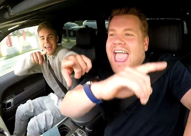 James Corden's Carpool Karaoke to become Apple Music series
