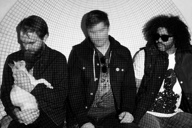 Noise rap trio clipping. return with Splendor & Misery