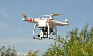 Drones could be used to boost phone service at festivals