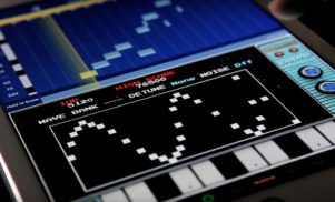 Korg has created an '80s video game synth for iPhone
