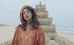 M.I.A accuses MTV of racism over 'Borders' VMAs snub