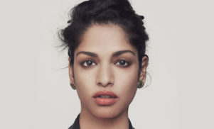 M.I.A. collaborates with Skrillex and Blaqstarr on 'Go Off'