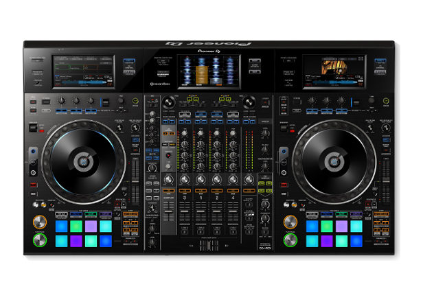 pioneer dj 39 s massive new all in one dj controller also mixes video. Black Bedroom Furniture Sets. Home Design Ideas